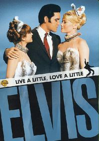 Live a Little Love a Little - (Region 1 Import DVD)