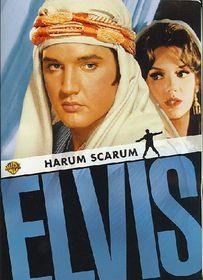 Harum Scarum - (Region 1 Import DVD)