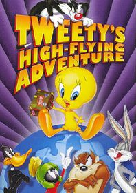 Tweety's High Flying Adventure - (Region 1 Import DVD)