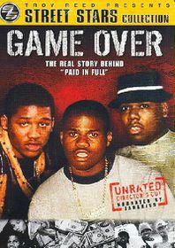 Street Stars:Game over - (Region 1 Import DVD)
