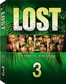Lost:Complete Third Season - (Region 1 Import DVD)