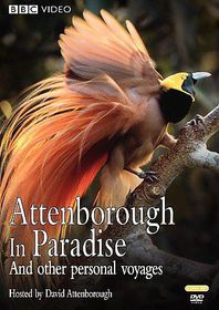 Attenborough in Paradise and Other Personal Voyages - (Region 1 Import DVD)