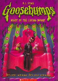 Goosebumps:Night of the Living Dummy - (Region 1 Import DVD)