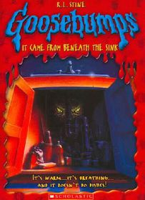 Goosebumps - It Came From Beneath the Sink - (Region 1 Import DVD)