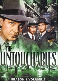 Untouchables:Season One Vol Two - (Region 1 Import DVD)
