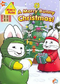 Max & Ruby:Merry Bunny Christmas - (Region 1 Import DVD)