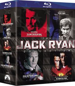 Jack Ryan Special Edition Collection - (Region A Import Blu-ray Disc)
