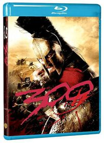 300 - (Region A Import Blu-ray Disc)