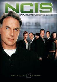 NCIS: The Fourth Season - (Region 1 Import DVD)