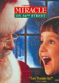 Miracle on 34th Street 1994 - (Region 1 Import DVD)