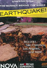 Earthquake:Science Behind the Shake - (Region 1 Import DVD)