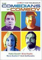 Comedians of Comedy - (Region 1 Import DVD)