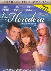 La Heredera - (Region 1 Import DVD)