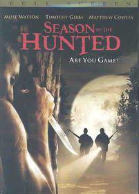 Season of the Hunted - (Region 1 Import DVD)