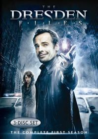 Dresden Files Season 1 - (Import DVD)
