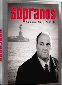 Sopranos:Season 6 Part 2 - (Region 1 Import DVD)