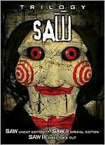 Saw Trilogy - (Region 1 Import DVD)