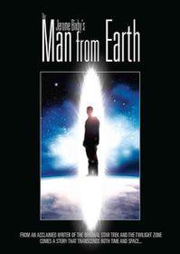 Man from Earth - (Region 1 Import DVD)