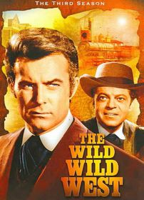Wild Wild West:Third Season - (Region 1 Import DVD)