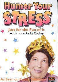 Loretta Laroche:Humor Your Stress - (Region 1 Import DVD)