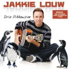 Louw, Jakkie - Drie Pikkewyne (CD)