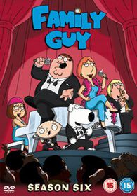 Family Guy - Season 6 - (Import DVD)