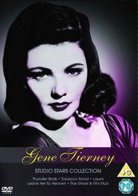 Gene Tierney Boxset - (Import DVD)