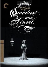 Sawdust and Tinsel - (Region 1 Import DVD)