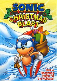 Sonic Underground: Sonic Christmas Blast - (Region 1 Import DVD)