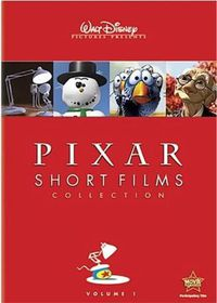 Pixar Short Film Collection Vol One - (Region 1 Import DVD)