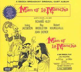 Man of La Mancha-Original Cast - (Import CD)