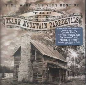 Ozark Mountain Daredevils - Time Warp - Very Best Of The Ozark Mountain Daredevils (CD)