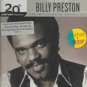 Billy Preston - Millennium Collection - Best Of Billy Preston (CD)