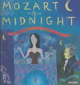 Mozart At Midnight - A Soothing Little Night Music - Various Artists (CD)