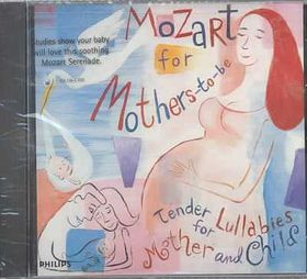 Mozart for Mothers-to-Be - (Import CD)
