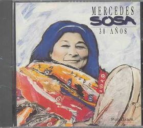 Mercedes Sosa - 30 Anos (CD)