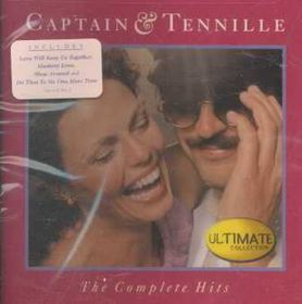 Captain & Tennille - Ultimate Collection (CD)