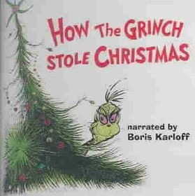 Original Soundtrack - How The Grinch Stole Christmas (CD)
