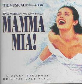 Original Soundtrack - Mamma Mia (CD)
