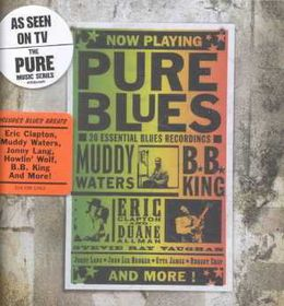 Pure Blues - Various Artists (CD)