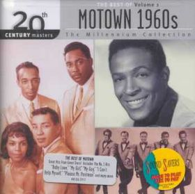 Motown 60s Vol.1-20th Century Masters - (Import CD)