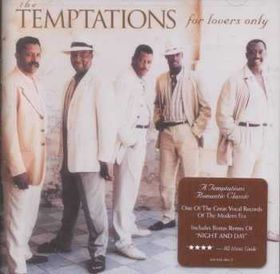 Temptations - For Lovers Only + Bonus Track (CD)