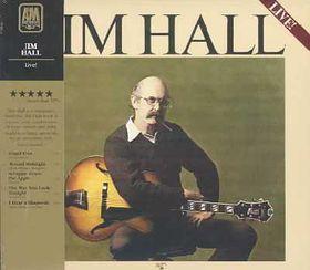 Jim Hall - Live (CD)