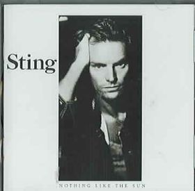 Nothing Like the Sun - (Import CD)