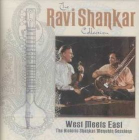 Shankar Ravi - West Meets East (CD)