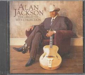 Alan Jackson - Greatest Hits Collection (CD)