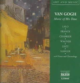 Various - Art And Music Of Van Gogh;Griffith (CD)