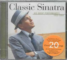 Frank Sinatra - His Greatest Performances 1953-1960 (CD)