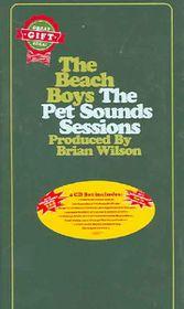 Beach Boys The - Pet Sound Sessions (CD)