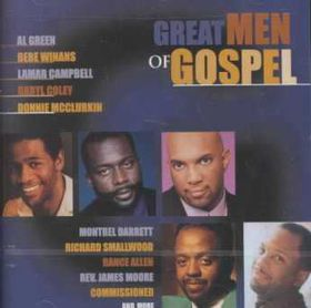 Great Men Of Gospel - Various Artists (CD)